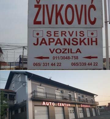 Auto centar Zivkovic