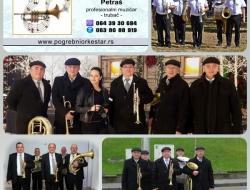 Trubači pogrebni orkestar bleh muzika za sahrane Srbija
