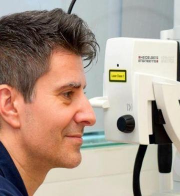 Ocna klinika Helios 023 Zrenjanin