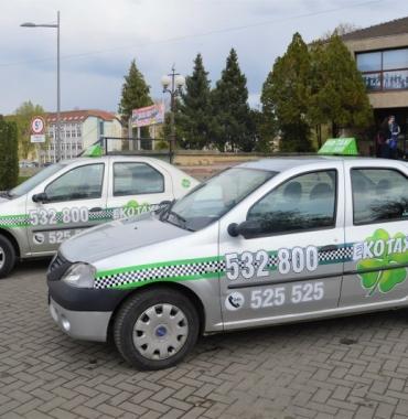 Eko taksi Zrenjanin